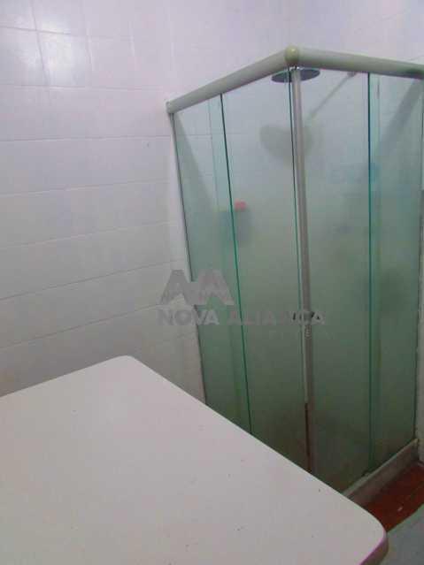 banheiro social 1 - Apartamento à venda Rua Duquesa de Bragança,Grajaú, Rio de Janeiro - R$ 479.000 - NBAP31108 - 17