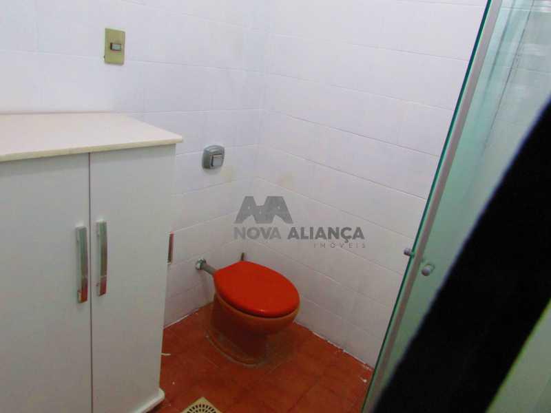 banheiro social 2 - Apartamento à venda Rua Duquesa de Bragança,Grajaú, Rio de Janeiro - R$ 479.000 - NBAP31108 - 19
