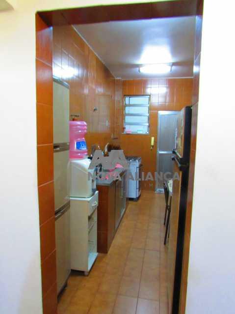 cozinha 1 - Apartamento à venda Rua Duquesa de Bragança,Grajaú, Rio de Janeiro - R$ 479.000 - NBAP31108 - 22