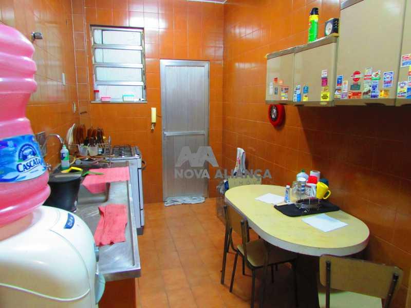 cozinha 3 - Apartamento à venda Rua Duquesa de Bragança,Grajaú, Rio de Janeiro - R$ 479.000 - NBAP31108 - 20