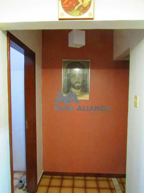 hall ap - Apartamento à venda Rua Duquesa de Bragança,Grajaú, Rio de Janeiro - R$ 479.000 - NBAP31108 - 16