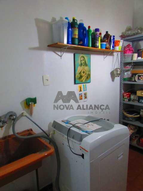 quarto empregada5 - Apartamento à venda Rua Duquesa de Bragança,Grajaú, Rio de Janeiro - R$ 479.000 - NBAP31108 - 24