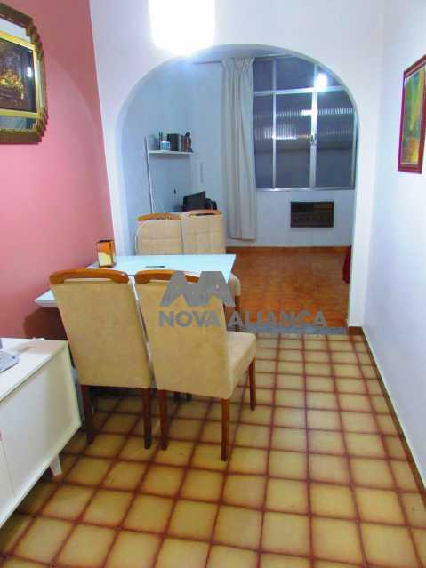 sala jantar 2 - Apartamento à venda Rua Duquesa de Bragança,Grajaú, Rio de Janeiro - R$ 479.000 - NBAP31108 - 1