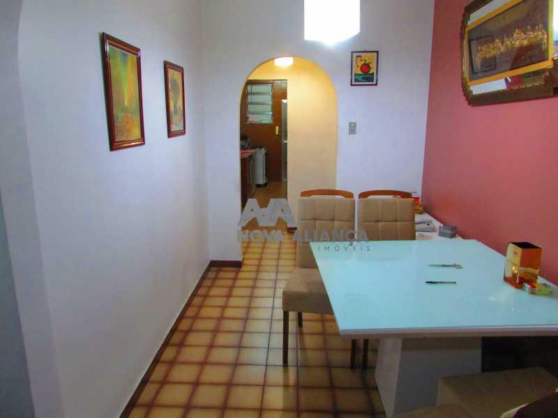 sala jantar 4 - Apartamento à venda Rua Duquesa de Bragança,Grajaú, Rio de Janeiro - R$ 479.000 - NBAP31108 - 3