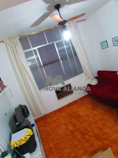 sala 6 - Apartamento à venda Rua Duquesa de Bragança,Grajaú, Rio de Janeiro - R$ 479.000 - NBAP31108 - 4