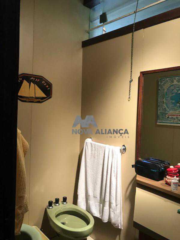 IMG_0355 - Casa à venda Rua Stefan Zweig,Laranjeiras, Rio de Janeiro - R$ 2.370.000 - NBCA30026 - 29