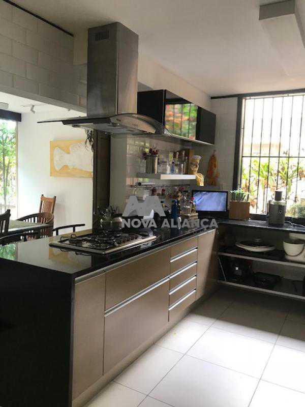 IMG_0369 - Casa à venda Rua Stefan Zweig,Laranjeiras, Rio de Janeiro - R$ 2.370.000 - NBCA30026 - 27