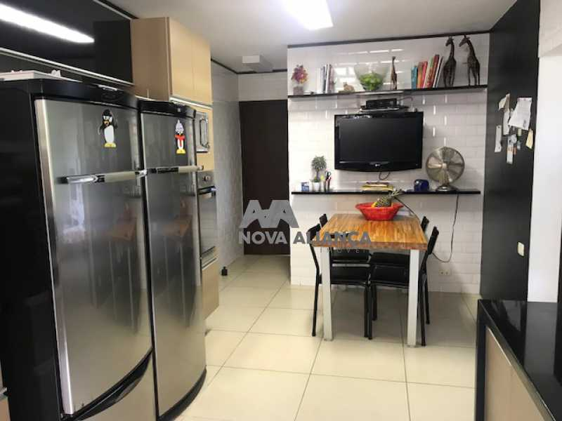 IMG_0372 - Casa à venda Rua Stefan Zweig,Laranjeiras, Rio de Janeiro - R$ 2.370.000 - NBCA30026 - 13