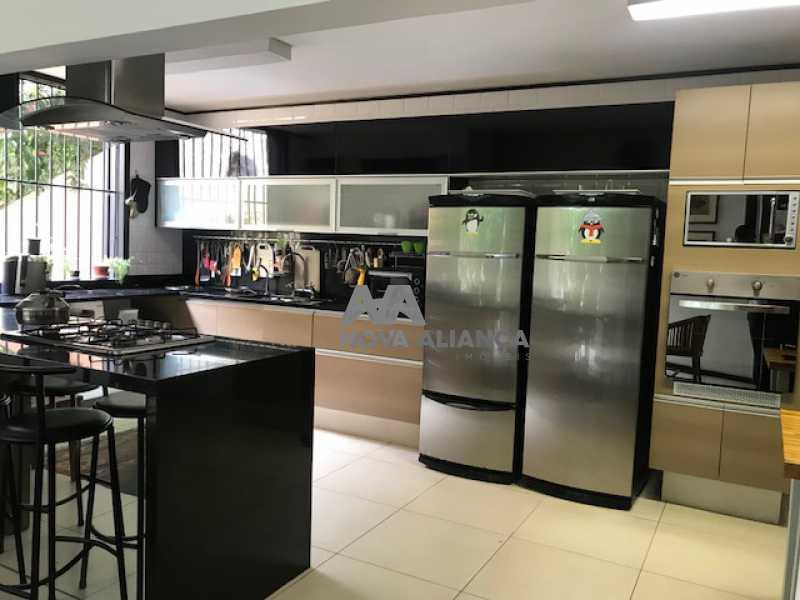 IMG_0373 - Casa à venda Rua Stefan Zweig,Laranjeiras, Rio de Janeiro - R$ 2.370.000 - NBCA30026 - 12