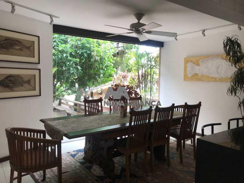 IMG_0374 - Casa à venda Rua Stefan Zweig,Laranjeiras, Rio de Janeiro - R$ 2.370.000 - NBCA30026 - 14