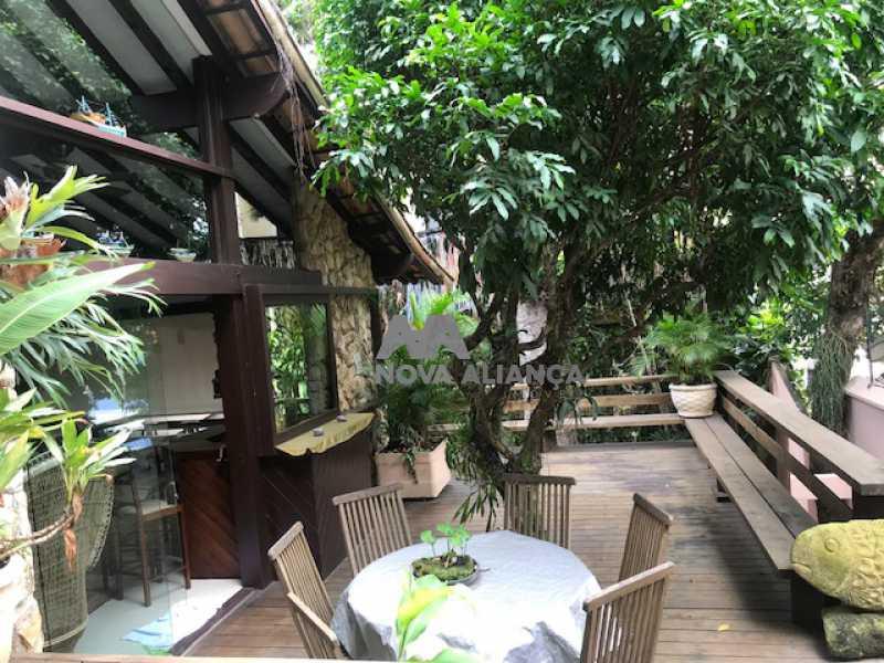 IMG_0377 - Casa à venda Rua Stefan Zweig,Laranjeiras, Rio de Janeiro - R$ 2.370.000 - NBCA30026 - 1