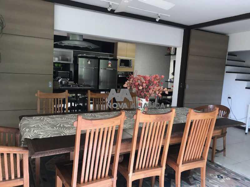 IMG_0379 - Casa à venda Rua Stefan Zweig,Laranjeiras, Rio de Janeiro - R$ 2.370.000 - NBCA30026 - 15