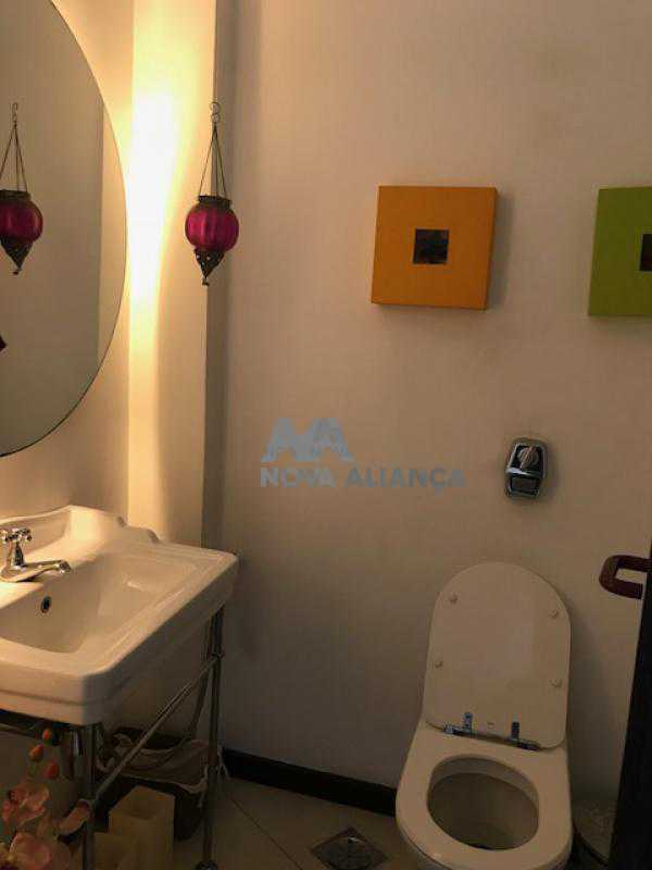 IMG_0380 - Casa à venda Rua Stefan Zweig,Laranjeiras, Rio de Janeiro - R$ 2.370.000 - NBCA30026 - 25