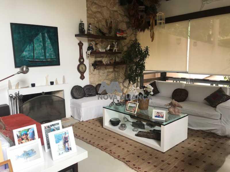 IMG_0383 - Casa à venda Rua Stefan Zweig,Laranjeiras, Rio de Janeiro - R$ 2.370.000 - NBCA30026 - 5
