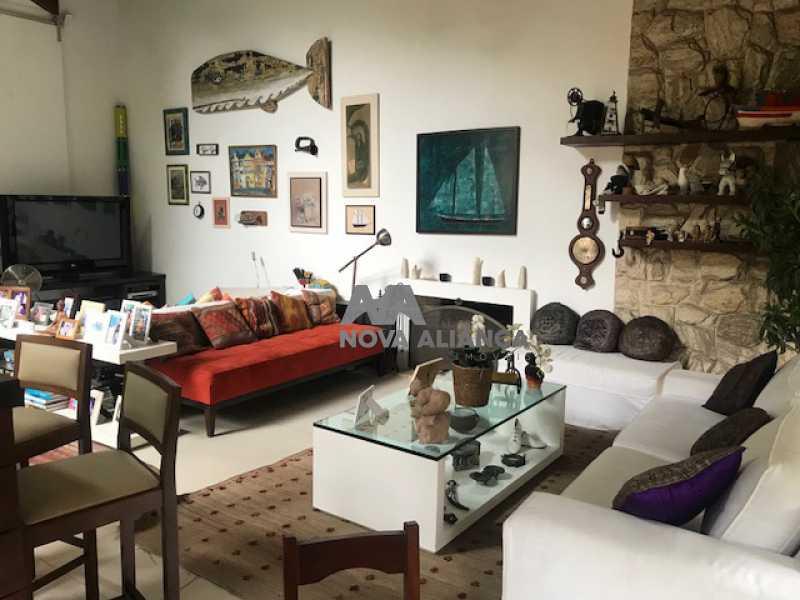 IMG_0385 - Casa à venda Rua Stefan Zweig,Laranjeiras, Rio de Janeiro - R$ 2.370.000 - NBCA30026 - 4