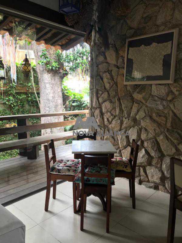 IMG_0387 - Casa à venda Rua Stefan Zweig,Laranjeiras, Rio de Janeiro - R$ 2.370.000 - NBCA30026 - 16