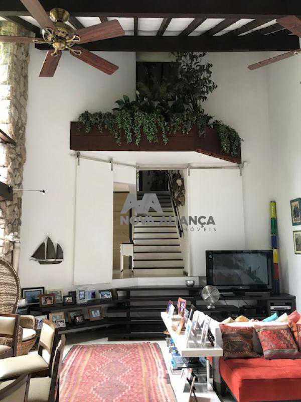 IMG_0390 - Casa à venda Rua Stefan Zweig,Laranjeiras, Rio de Janeiro - R$ 2.370.000 - NBCA30026 - 20