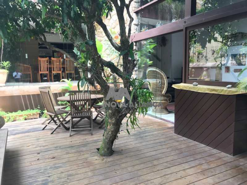 IMG_0396 - Casa à venda Rua Stefan Zweig,Laranjeiras, Rio de Janeiro - R$ 2.370.000 - NBCA30026 - 19