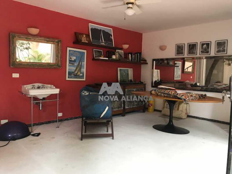 IMG_0400 - Casa à venda Rua Stefan Zweig,Laranjeiras, Rio de Janeiro - R$ 2.370.000 - NBCA30026 - 21