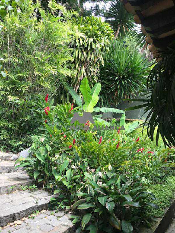 IMG_0415 - Casa à venda Rua Stefan Zweig,Laranjeiras, Rio de Janeiro - R$ 2.370.000 - NBCA30026 - 31