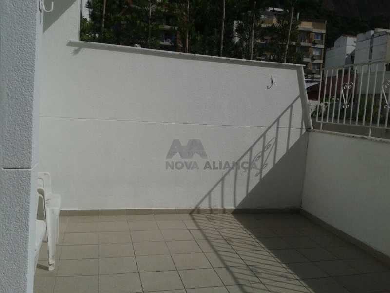 55cc3784-7f22-420e-8594-8eb4fe - Casa em Condomínio 4 quartos à venda Humaitá, Rio de Janeiro - R$ 1.900.000 - NBCN40007 - 1