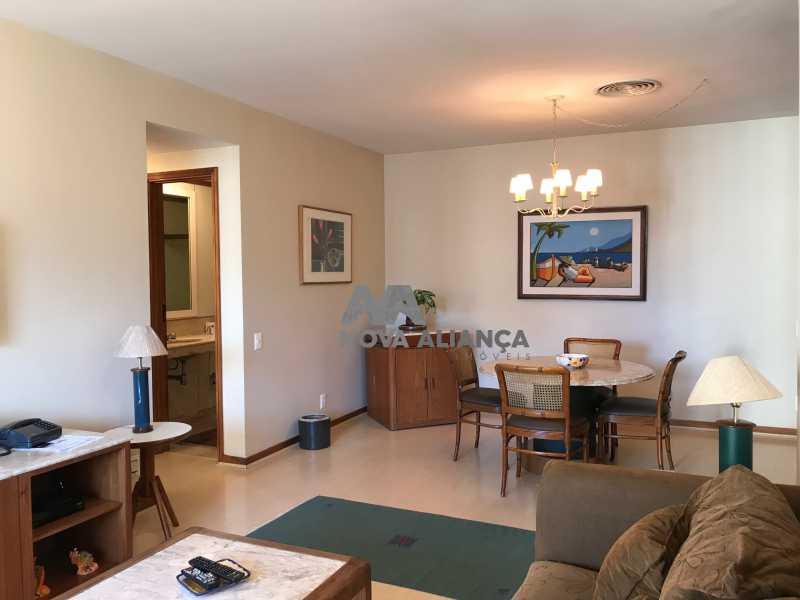 08 - Flat à venda Rua Prudente de Morais,Ipanema, Rio de Janeiro - R$ 2.850.000 - NIFL20023 - 5