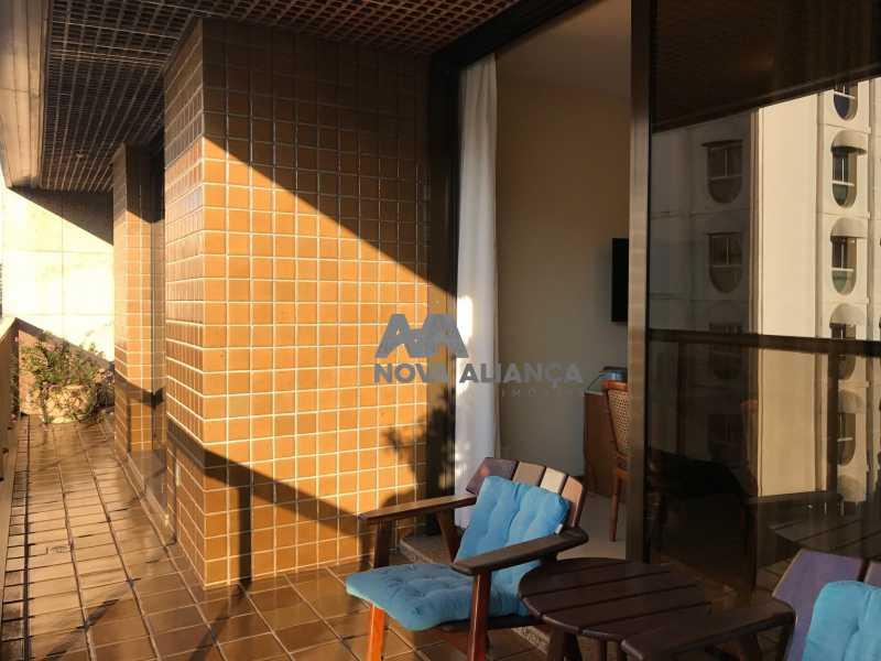 09 - Flat à venda Rua Prudente de Morais,Ipanema, Rio de Janeiro - R$ 2.850.000 - NIFL20023 - 10