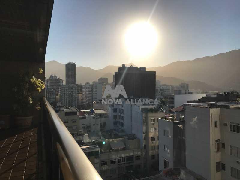14 - Flat à venda Rua Prudente de Morais,Ipanema, Rio de Janeiro - R$ 2.850.000 - NIFL20023 - 1