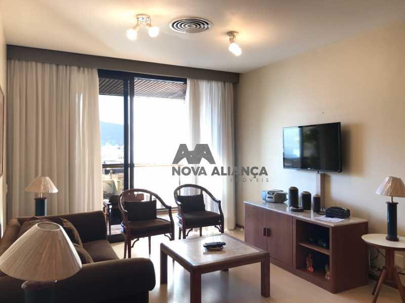 19 - Flat à venda Rua Prudente de Morais,Ipanema, Rio de Janeiro - R$ 2.850.000 - NIFL20023 - 11