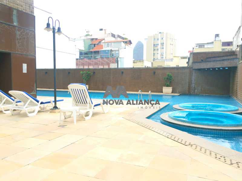 piscina1 - Flat à venda Rua Prudente de Morais,Ipanema, Rio de Janeiro - R$ 2.850.000 - NIFL20023 - 21