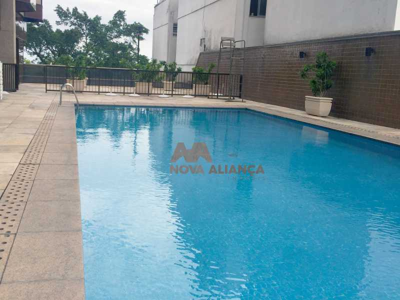 piscina2 - Flat à venda Rua Prudente de Morais,Ipanema, Rio de Janeiro - R$ 2.850.000 - NIFL20023 - 22
