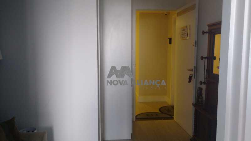 Hall e acesso principal - Sala Comercial 28m² à venda Rua Engenheiro Enaldo Cravo Peixoto,Tijuca, Rio de Janeiro - R$ 380.000 - NTSL00051 - 7