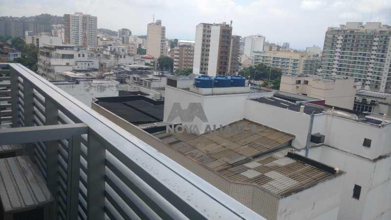 Vista deslumbrante  - Sala Comercial 28m² à venda Rua Engenheiro Enaldo Cravo Peixoto,Tijuca, Rio de Janeiro - R$ 380.000 - NTSL00051 - 3