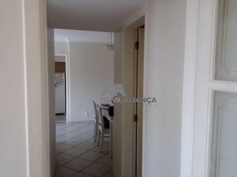 corredor - Apartamento 2 quartos à venda Barra da Tijuca, Rio de Janeiro - R$ 420.000 - NCAP20714 - 16