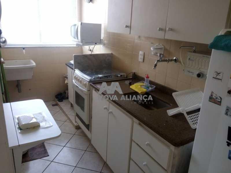 cozinha - Apartamento 2 quartos à venda Barra da Tijuca, Rio de Janeiro - R$ 420.000 - NCAP20714 - 10