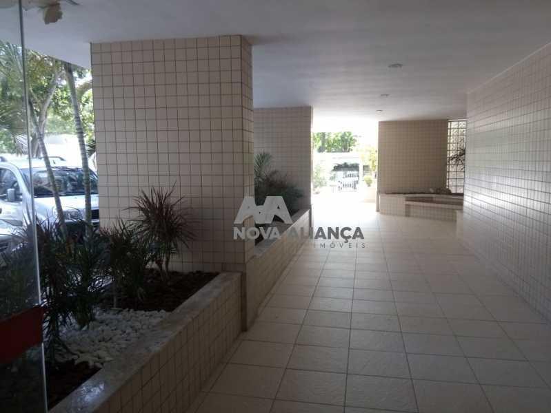 entrada - Apartamento 2 quartos à venda Barra da Tijuca, Rio de Janeiro - R$ 420.000 - NCAP20714 - 17
