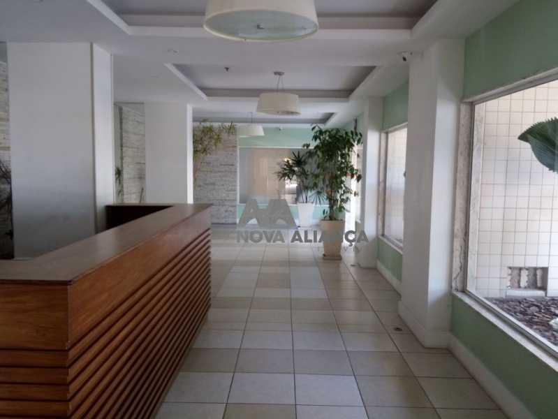 portaria social - Apartamento 2 quartos à venda Barra da Tijuca, Rio de Janeiro - R$ 420.000 - NCAP20714 - 18