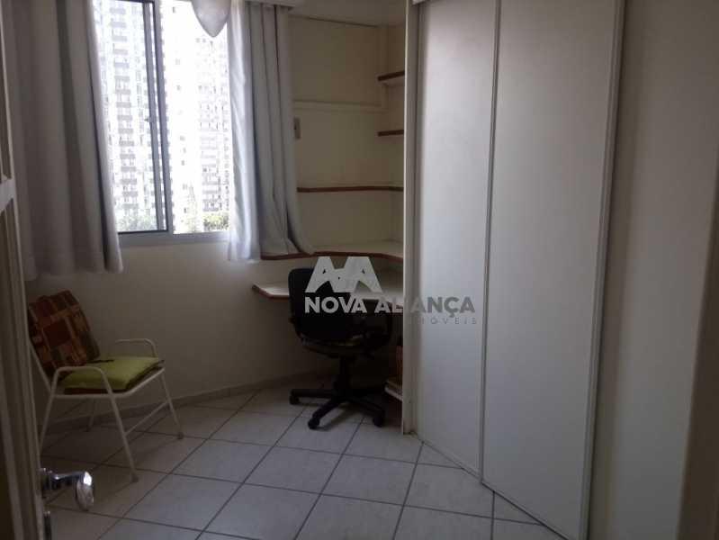 quarto sec - Apartamento 2 quartos à venda Barra da Tijuca, Rio de Janeiro - R$ 420.000 - NCAP20714 - 12