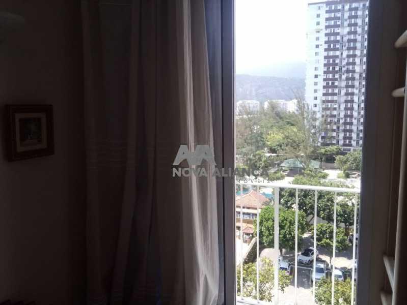 Sacada - Apartamento 2 quartos à venda Barra da Tijuca, Rio de Janeiro - R$ 420.000 - NCAP20714 - 8