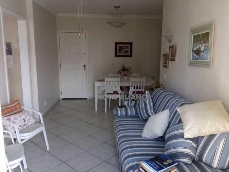 sala1 - Apartamento 2 quartos à venda Barra da Tijuca, Rio de Janeiro - R$ 420.000 - NCAP20714 - 3