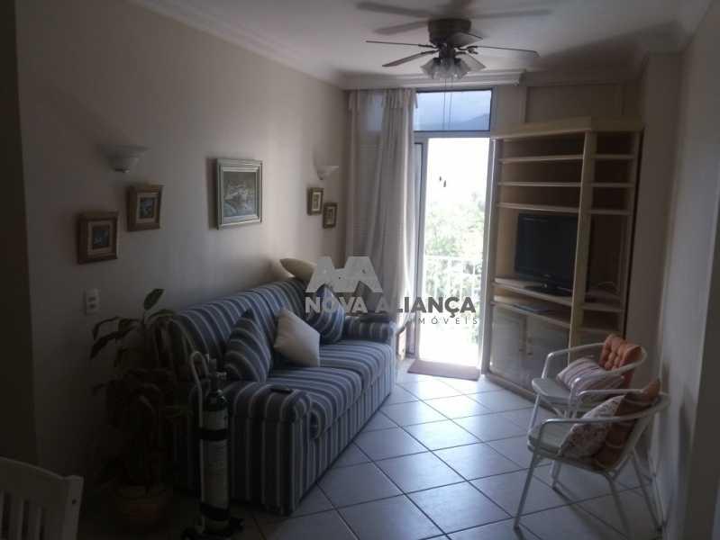 sala4 - Apartamento 2 quartos à venda Barra da Tijuca, Rio de Janeiro - R$ 420.000 - NCAP20714 - 7