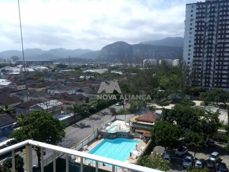 Vista Sacada - Apartamento 2 quartos à venda Barra da Tijuca, Rio de Janeiro - R$ 420.000 - NCAP20714 - 1