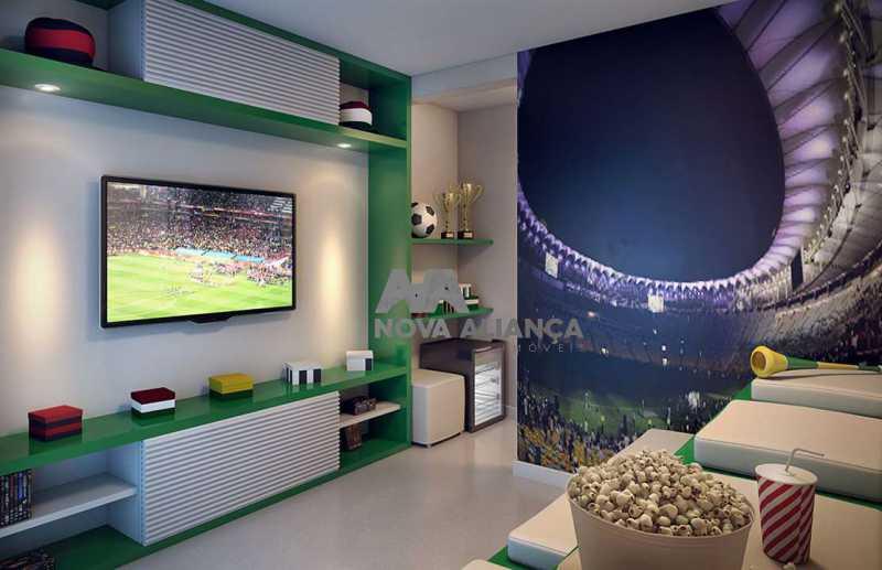 apartamento-living-choice-joao - Apartamento à venda Rua João Pinheiro,Piedade, Rio de Janeiro - R$ 315.000 - NIAP20816 - 1