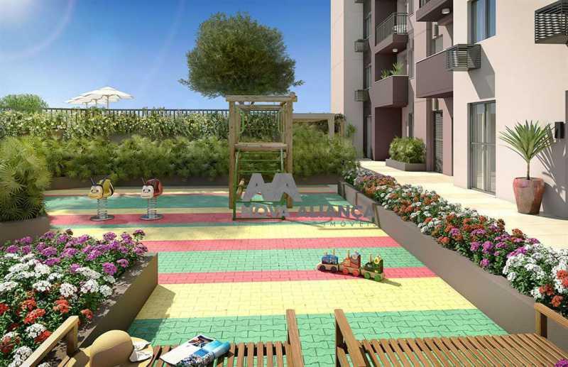 apartamento-living-choice-joao - Apartamento à venda Rua João Pinheiro,Piedade, Rio de Janeiro - R$ 315.000 - NIAP20816 - 6
