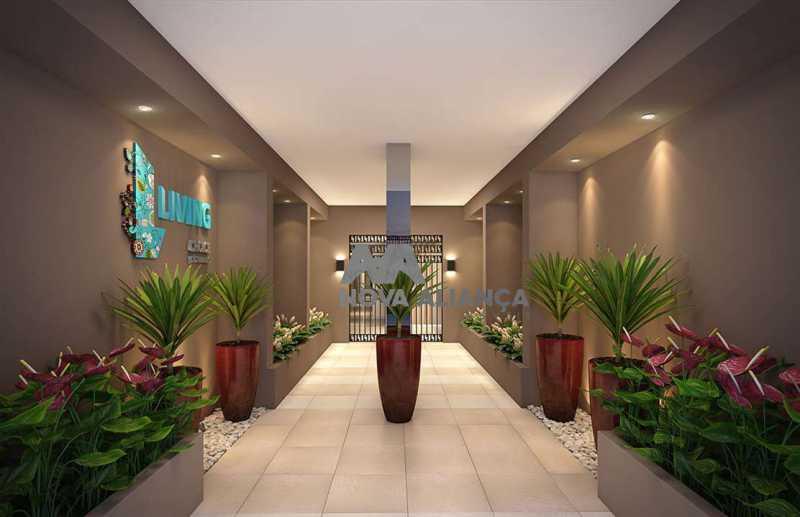 apartamento-living-choice-joao - Apartamento à venda Rua João Pinheiro,Piedade, Rio de Janeiro - R$ 315.000 - NIAP20816 - 14