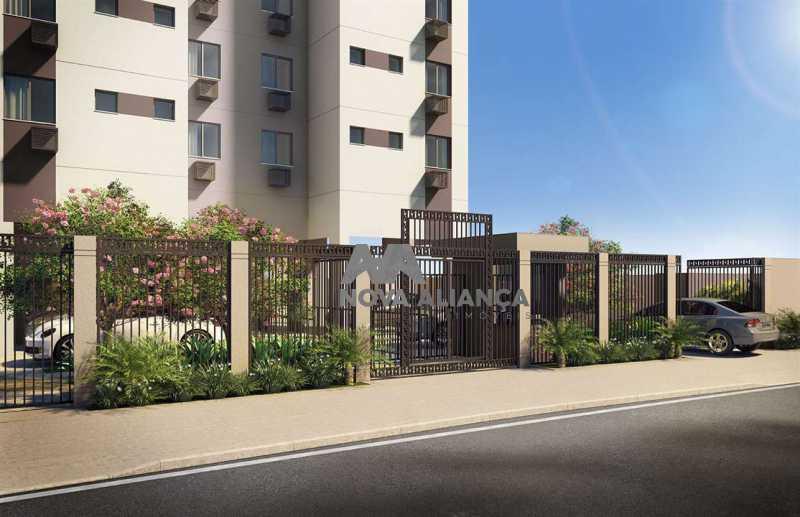 apartamento-living-choice-joao - Apartamento à venda Rua João Pinheiro,Piedade, Rio de Janeiro - R$ 315.000 - NIAP20816 - 21