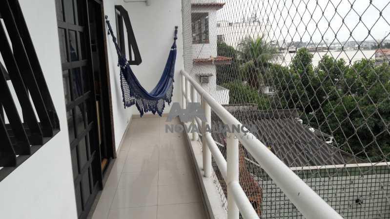 20170901_105517 - Casa à venda Rua Faria Braga,São Cristóvão, Rio de Janeiro - R$ 990.000 - NICA40018 - 12
