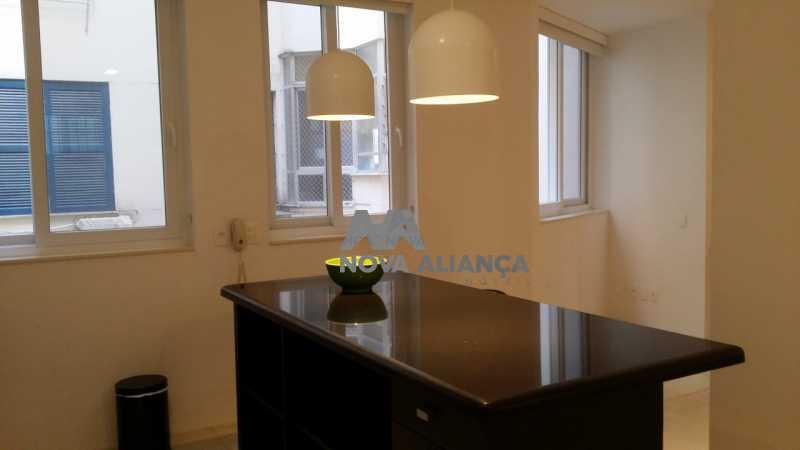 3 - Apartamento à venda Avenida São Sebastião,Urca, Rio de Janeiro - R$ 580.000 - NBAP10539 - 6
