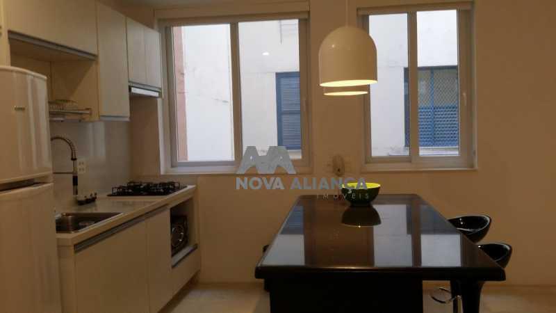 7 - Apartamento à venda Avenida São Sebastião,Urca, Rio de Janeiro - R$ 580.000 - NBAP10539 - 7