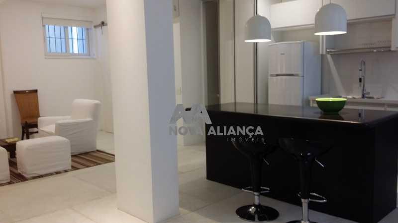 8 - Apartamento à venda Avenida São Sebastião,Urca, Rio de Janeiro - R$ 580.000 - NBAP10539 - 5